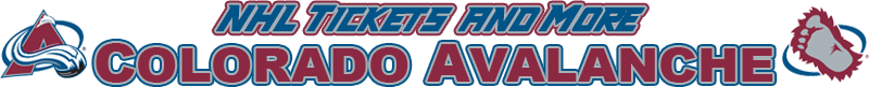 Colorado Avalanche Tickets and More