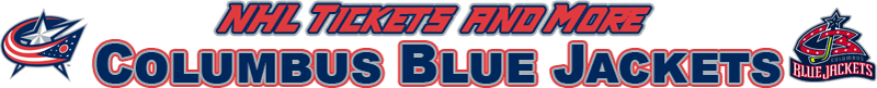 Columbus Blue Jackets Tickets and More
