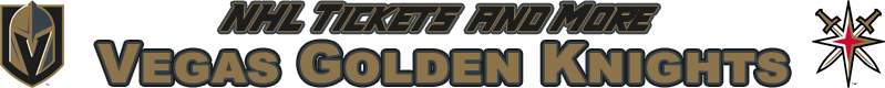 Vegas Golden Knights Tickets and More